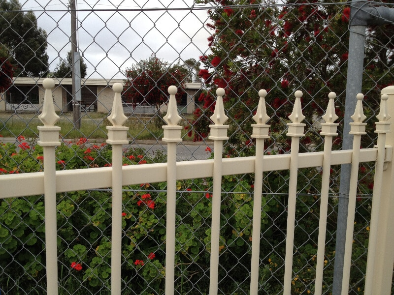 Cardinal Powdercoated Fencing Perth