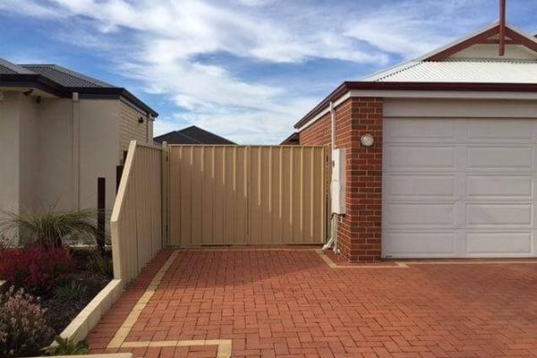 Colourbond fences and gates perth
