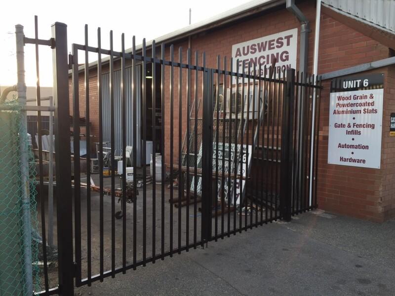 Custom Garrison Gates Perth