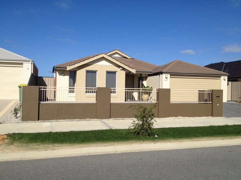 Flat Top Fence Infills Canning Vale