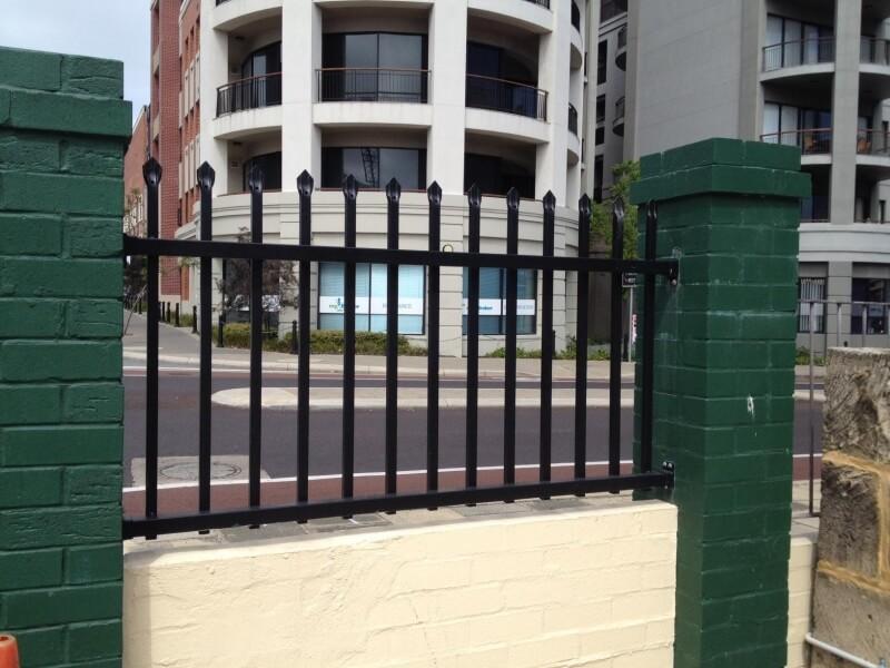 Garrison Fencing Fremantle