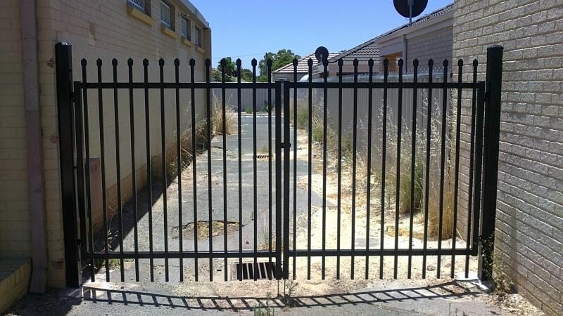 Garrison Gates Cloverdale