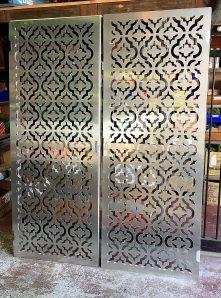 Laser Cut Aluminium Gates 221x298