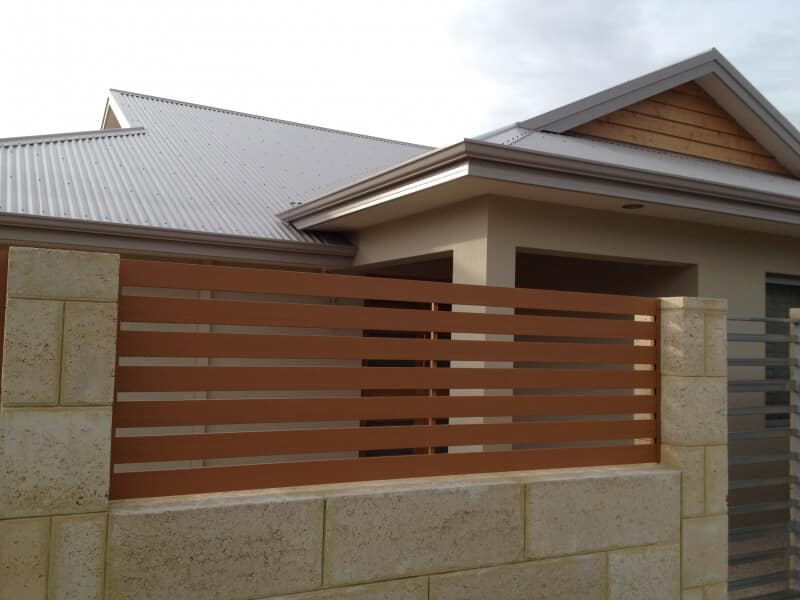 Light Oak Slat Infills