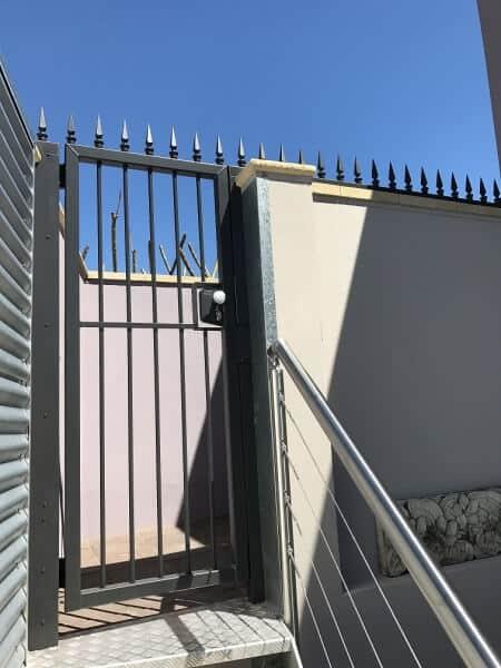 Locinox Gate Release