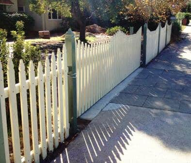 Windsor Timber Sliding Gate, St James