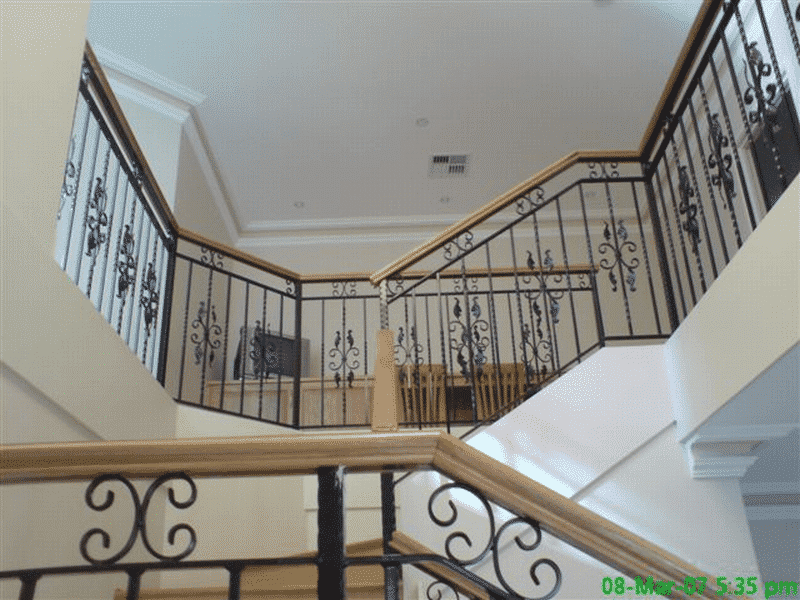 Wrought Iron Balcony Canning Vale