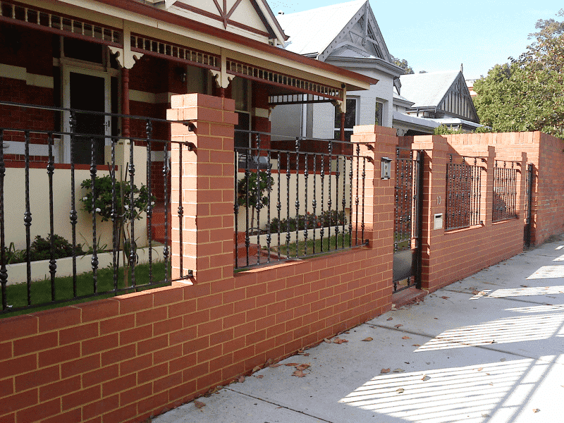 Wrought Iron Fence Panels In East Perth