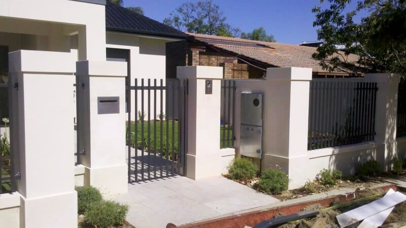 Wrought Iron Fencing Amp Gates Perth Auswest Fencing