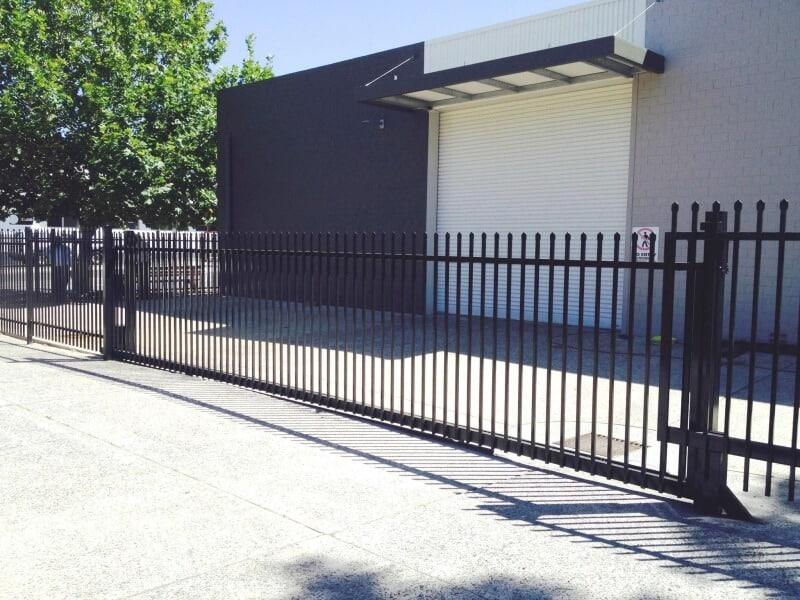 Garrison Sliding Gate Perth