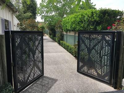 Laser Cut Aluminium Gates Img 4543