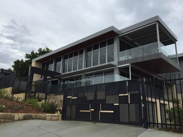 Aluminium Sheeted Gates East Fremantle