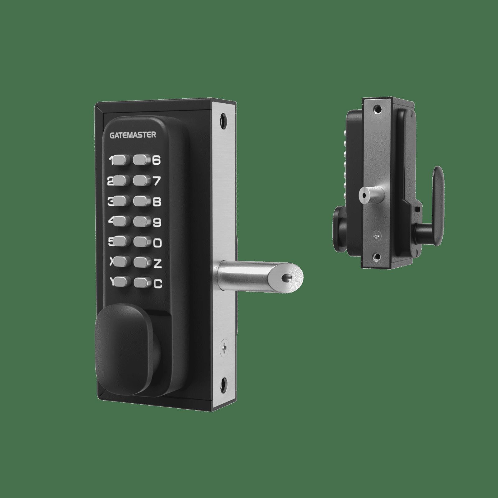 Bdgs Gatemaster Digital Superlock Gate Lock Single Sided