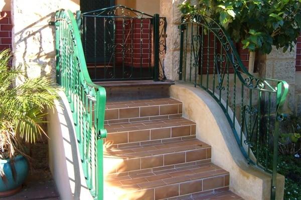 Custom handrails perth