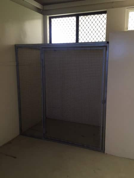 Equipment Cage For Melville City Football Club
