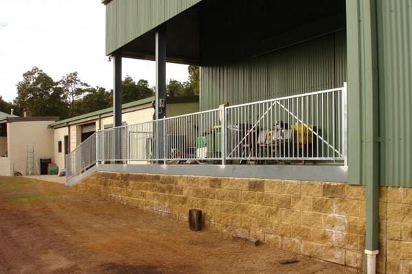 Handrails perth