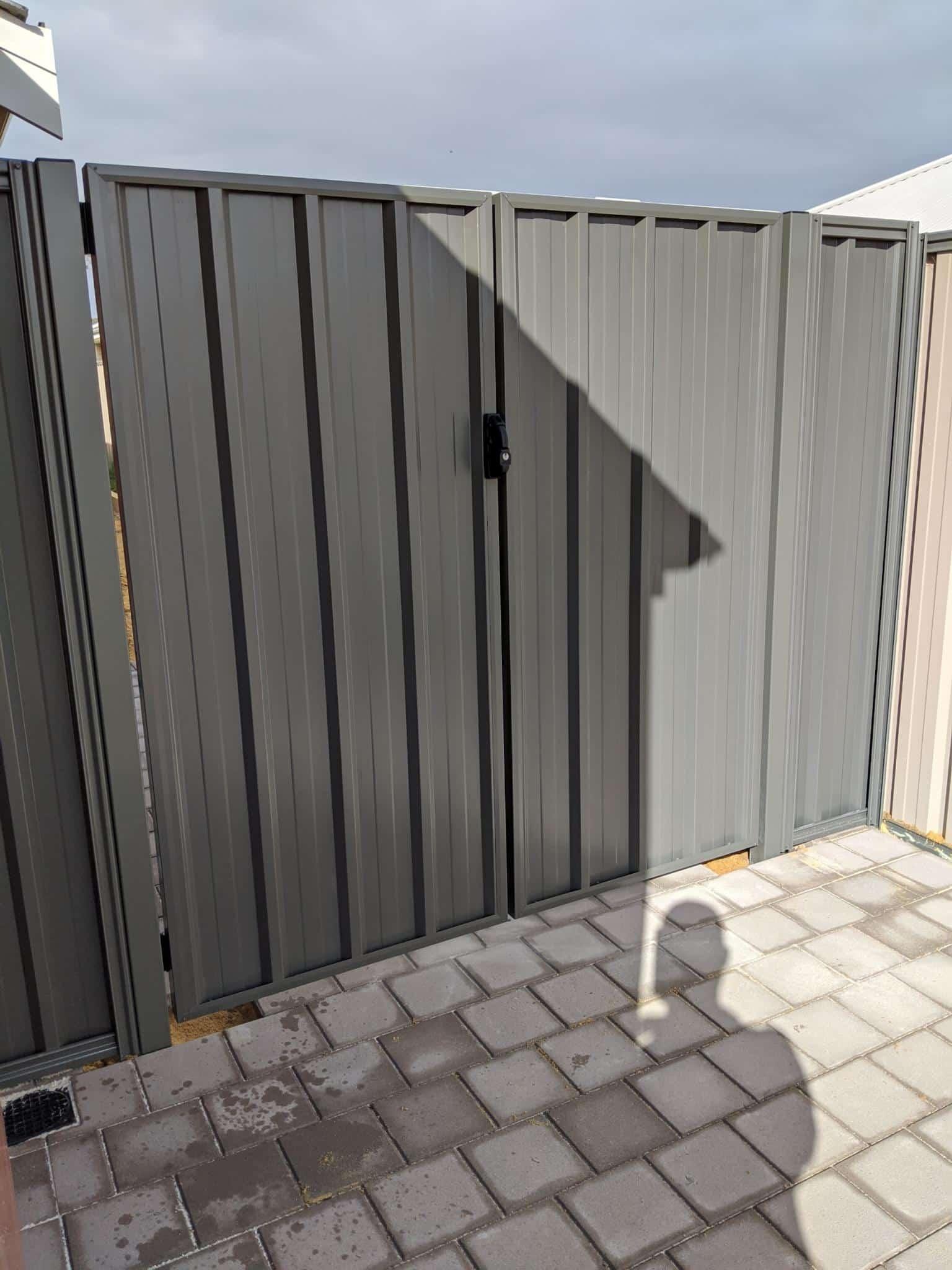 Colorbond access gates Perth