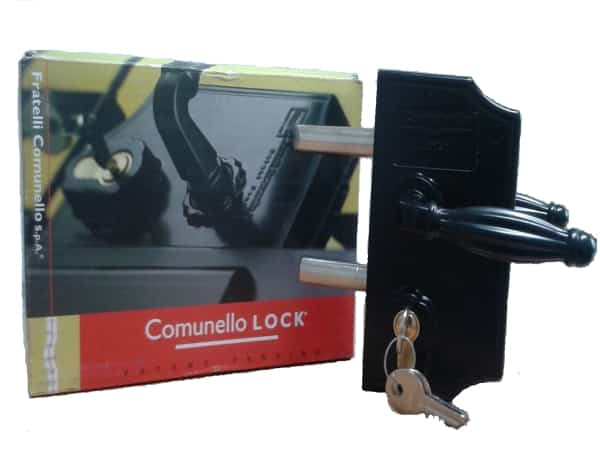 Key Locking Gate Latch – Comunello Keylock
