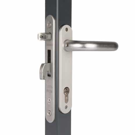 Key Locking Gate Lock – Locinox Fortylock