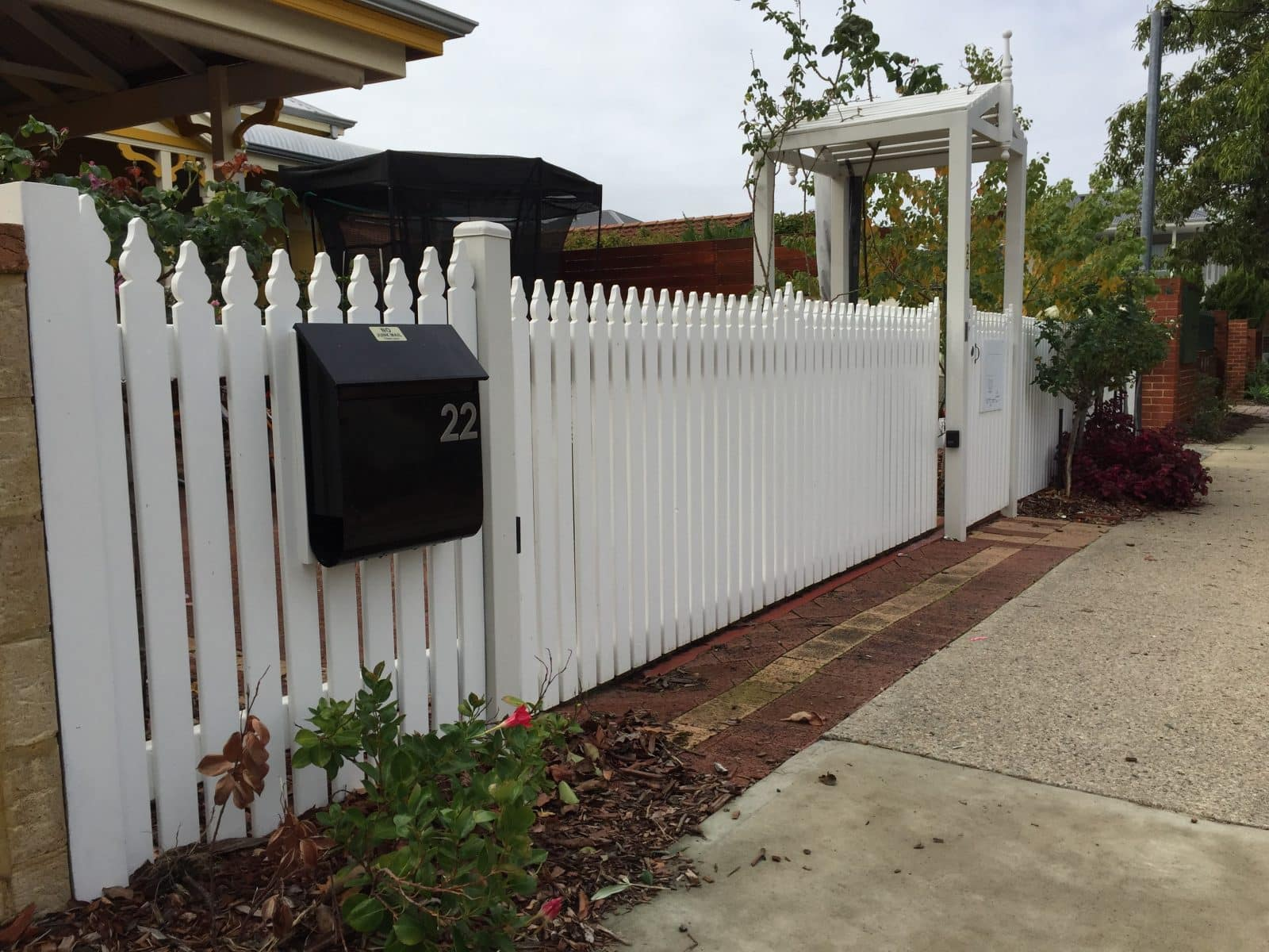 Picket Fence Maylands