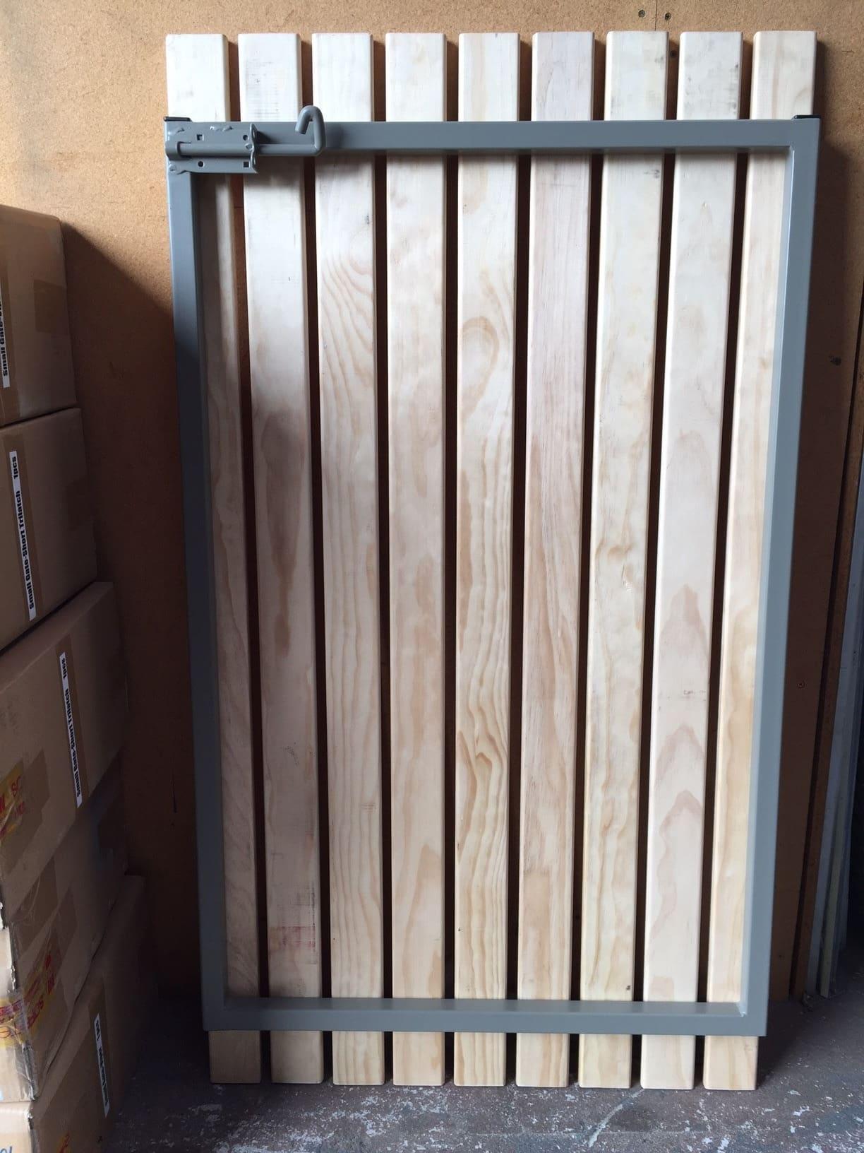 Pine Gate Powdercoated Steel Frame Australia