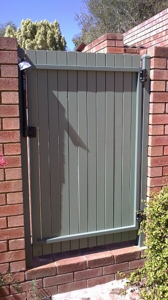 Pine Gates With Pool Safe Frame And Fittings In Bull Creek 2