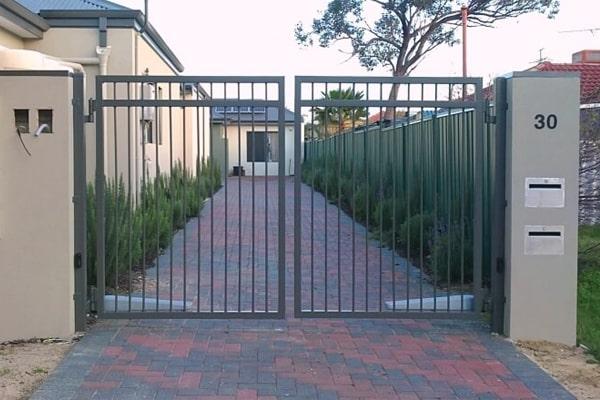 Tubular Fencing & Gates Perth| Auswest Fencing